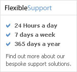 Flexible IT Support
